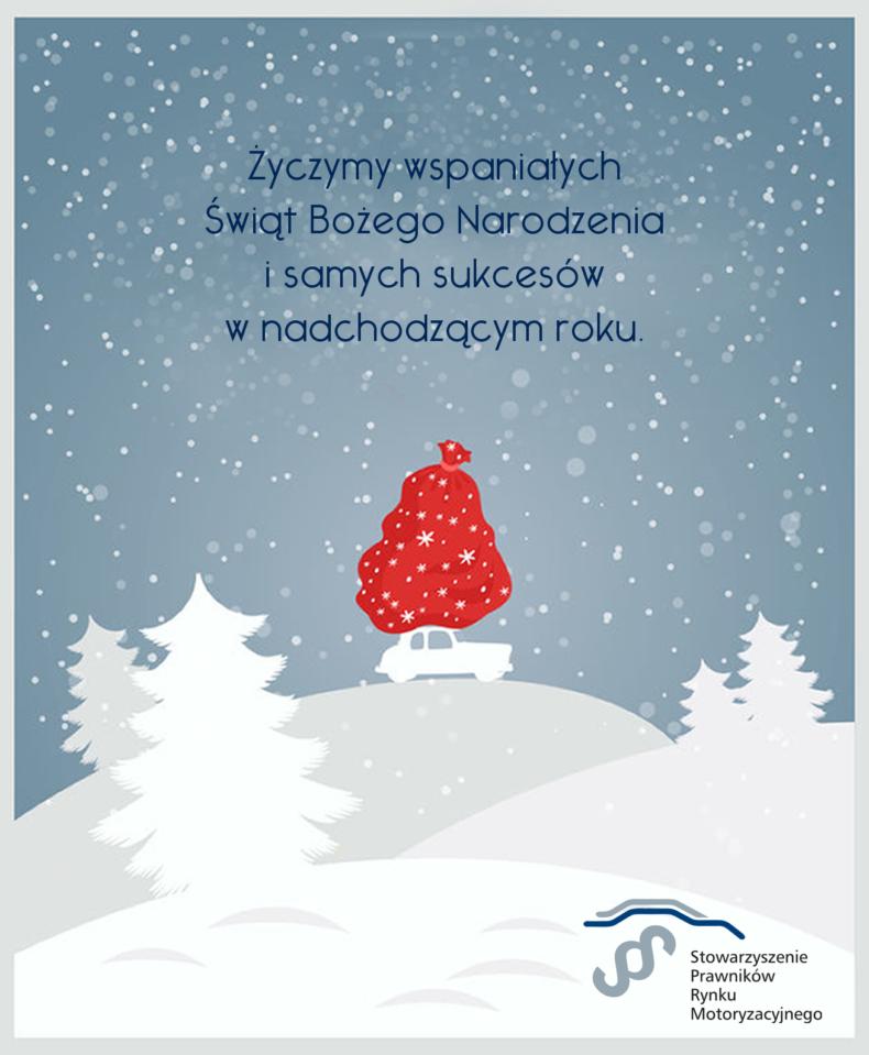 Najlepsze życzenia świąteczne i noworoczne!