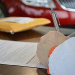 Właściwość miejscowa starosty do kierowania zawiadomień o nabyciu lub zbyciu pojazdu